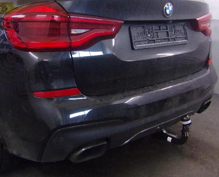 Anhängerkupplung BMW-X3 G01 Geländekombi, spez. M40i/M40d - 2017-