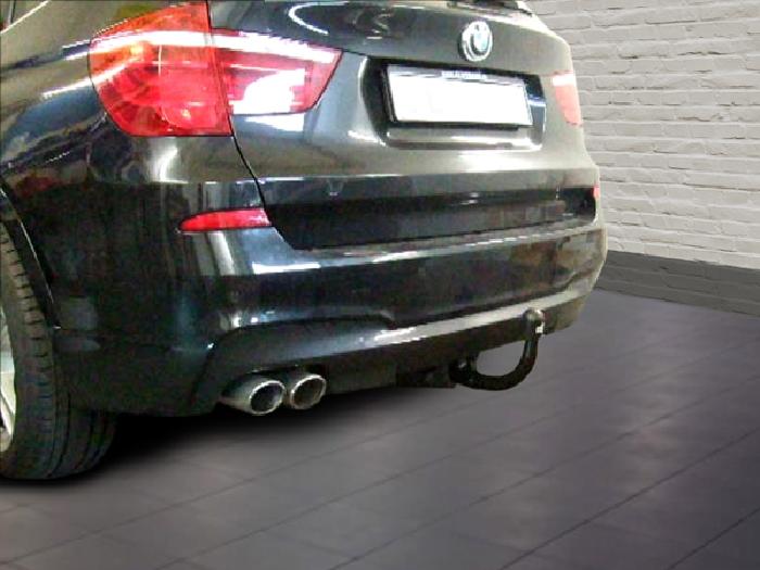 Anhängerkupplung BMW-X3 F25 Geländekombi, spez. M- Performance, Baujahr 2014-