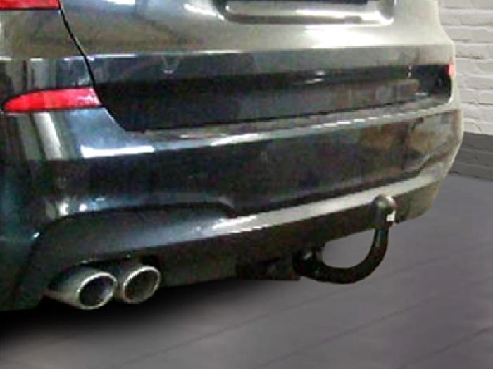 Anhängerkupplung BMW-X3 F25 Geländekombi, spez. M- Paket, Baujahr 2010-2014