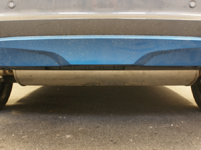 Anhängerkupplung BMW-X4 F26, spez. M40i, Baujahr 2015-
