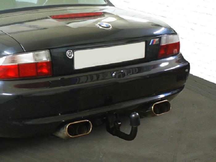 Anhängerkupplung BMW-Z3 Roadster, E36/7, Baujahr 1995-1999