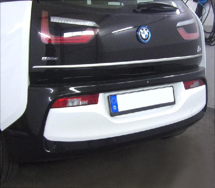 Anhängerkupplung BMW-i3 I01 (inkl. REX), nur für Heckträgerbetrieb, Montage nur bei uns im Haus, Baujahr 2017-