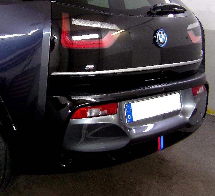 Anhängerkupplung BMW-i3S I01, nur für Heckträgerbetrieb, Montage nur bei uns im Haus, Baujahr 2017-