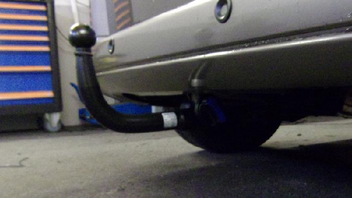 Anhängerkupplung für Citroen-Berlingo - 2008-2018 Kasten/ Bus/ Kombi, Gesamtlänge: 4380mm Ausf.:  vertikal