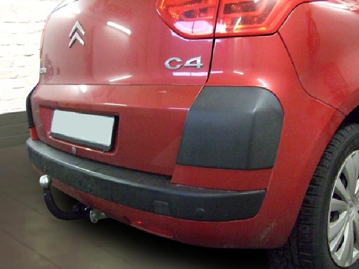 Anhängerkupplung Citroen C4 Picasso u. Gran Picasso, Baureihe 2006-2011  feststehend