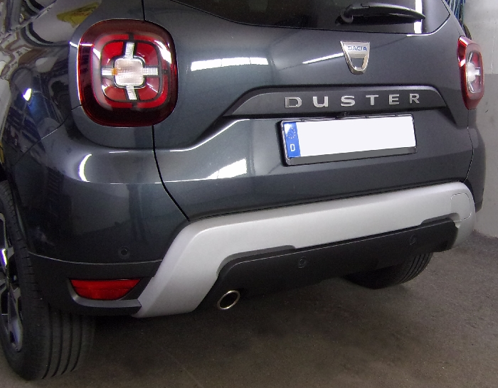 Anhängerkupplung Dacia-Duster SUV 2WD und 4WD, Baujahr 2018-