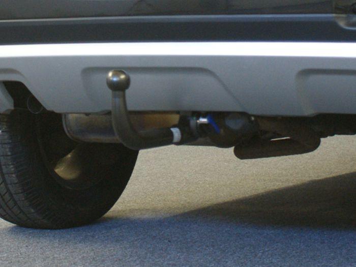 Anhängerkupplung für Dacia-Duster - 2013-2017 Pack Look 2WD und 4WD Ausf.:  vertikal