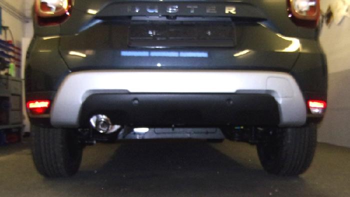 Anhängerkupplung für Dacia-Duster SUV 2WD und 4WD, Baujahr 2018-