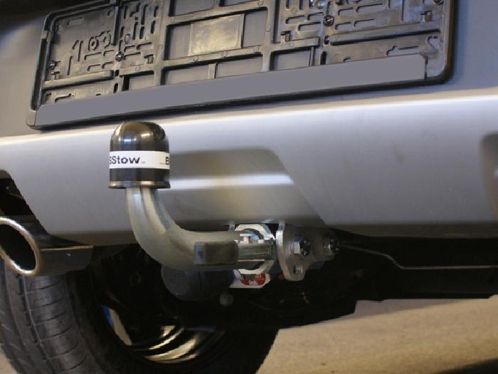 Anhängerkupplung Dacia-Sandero Fließheck, speziell LPG Fahrzeuge, Baujahr 2013-2016