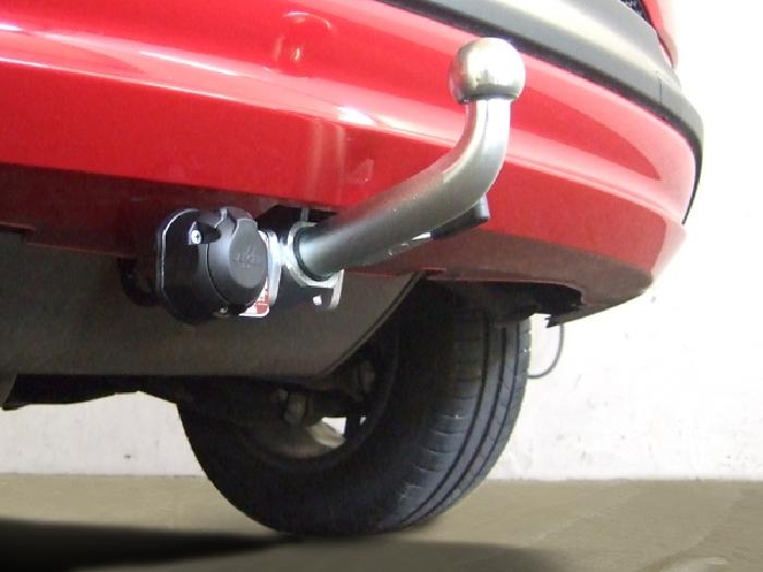 Anhängerkupplung für Fiat-500X Typ 334, Off Road look, City look, Baujahr 2014-