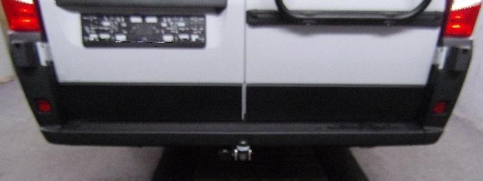 Anhängerkupplung für Fiat-Ducato - 2014- Kasten, Bus, alle Radstände L1, L2, L3, L4, XL Ausf.:  feststehend