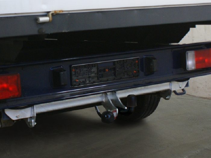 Anhängerkupplung Fiat-Ducato Pritsche, 2 WD, Radstand: 4035mm, Baujahr 2006-