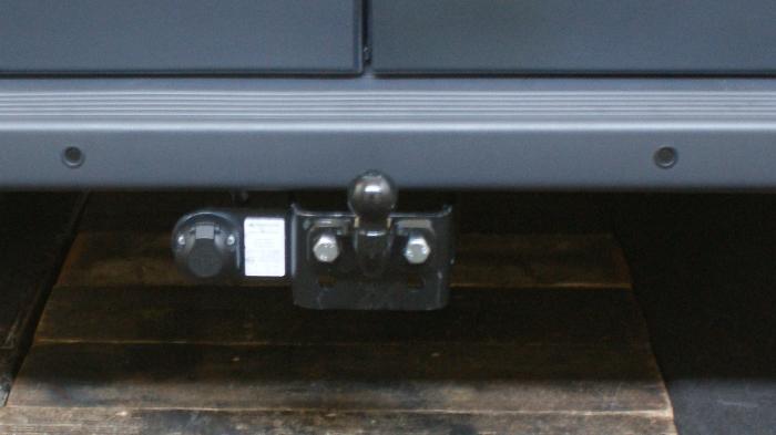 Anhängerkupplung für Fiat-Ducato Kasten, Bus, alle Radstände L1, L2, L3, L4, XL, Baujahr 2014-