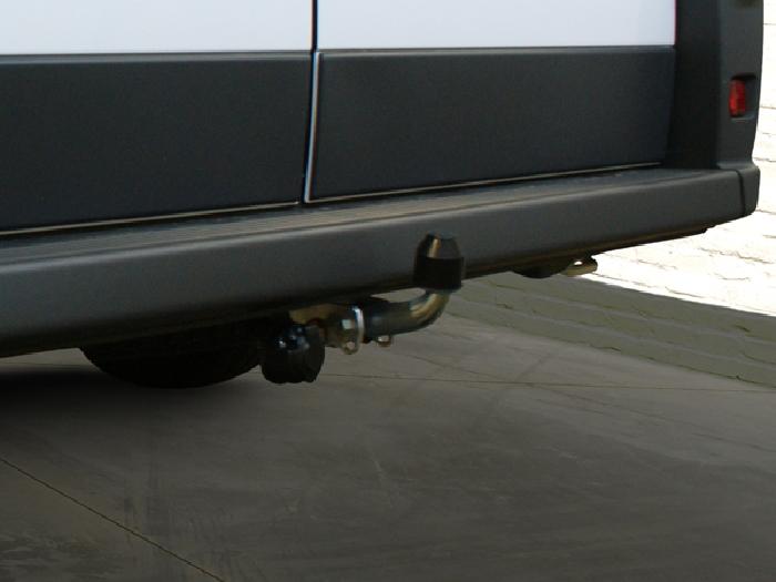 Anhängerkupplung Fiat-Ducato Kasten, Bus, alle Radstände L1, L2, L3, L4, XL, Baujahr 2014-