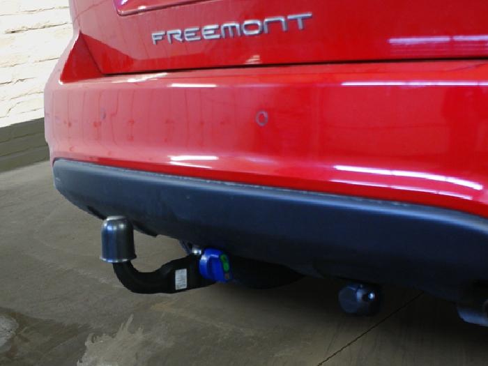 Anhängerkupplung für Fiat-Freemont - 2012-