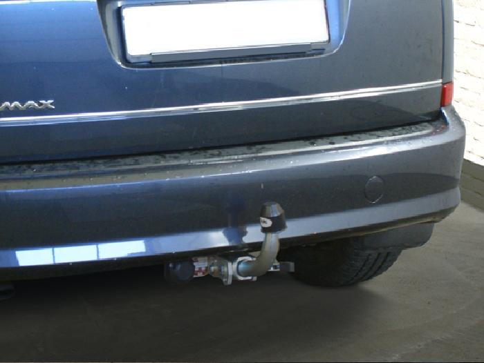 Anhängerkupplung für Ford-C-Max - 2003-2010 Ausf.:  horizontal