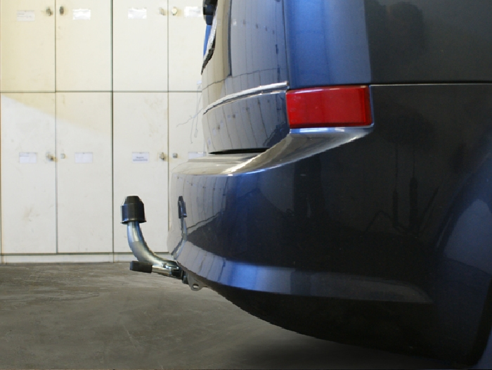 Anhängerkupplung Ford C-Max, Baureihe 2003-2010  horizontal