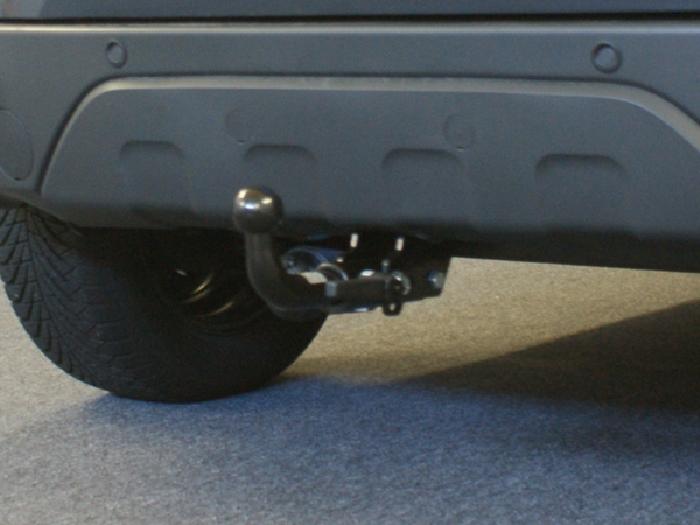 Anhängerkupplung Ford-EcoSport JK8, nicht für Fzg. mit Reserverad an der Heckklappe (vorab prüfen ob Fzg. Für AHK freigegeben), Baujahr 2013-2016 Ausf.:  horizontal