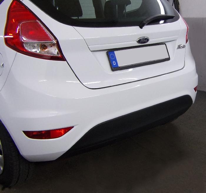 Anhängerkupplung für Ford-Fiesta - 2012-2017 Fließheck, VII Ausf.:  feststehend