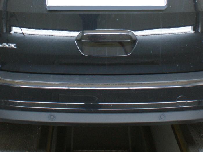 Anhängerkupplung für Ford-C-Max - 2010-2015 Ausf.:  vertikal