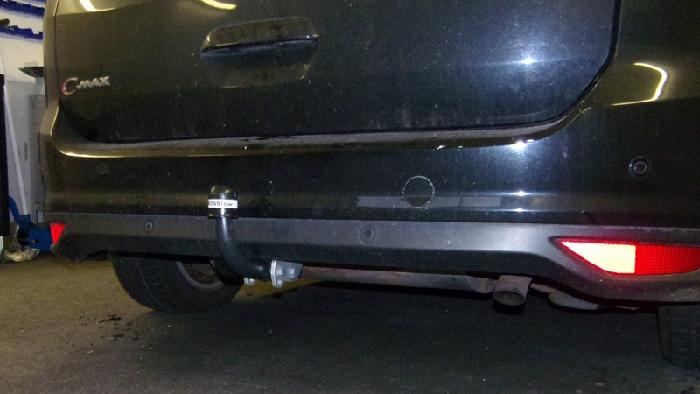 Anhängerkupplung für Ford-C-Max - 2003-2010 Ausf.:  feststehend