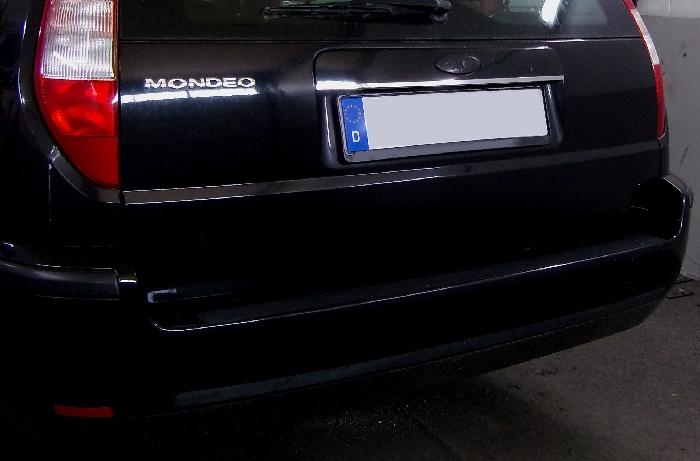 Anhängerkupplung für Ford-Mondeo - 2000-2007 Turnier, ohne Niveauregulierung, nicht, 4x4, nicht RS,ST, nicht Titanium Ausf.:  feststehend