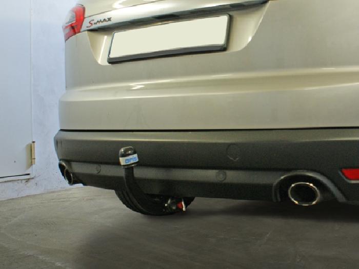 Anhängerkupplung Ford-S-Max Fzg ohne Niveauregulierung, Baujahr 2006-2008 Ausf.:  vertikal