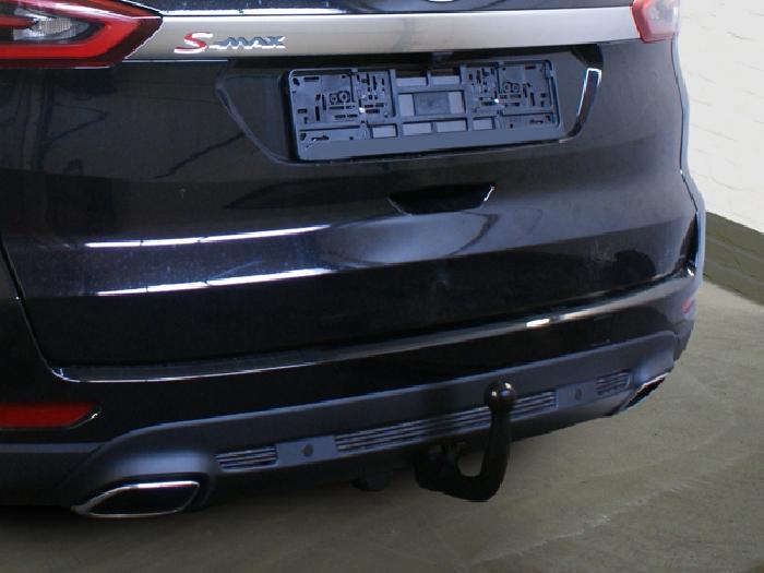 Anhängerkupplung Ford-S-Max nicht Fzg. m. Fuss Sensor Heckklappe, Baujahr 2015-