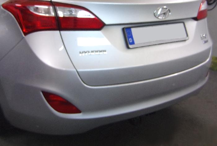 Anhängerkupplung Hyundai-I30 Kombi, Baujahr 2012-2017