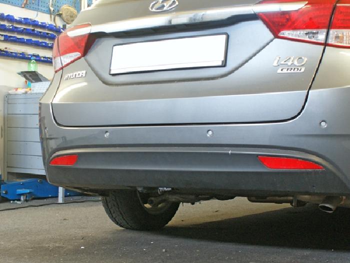 Anhängerkupplung Hyundai-I40 Kombi, Baujahr 2011-
