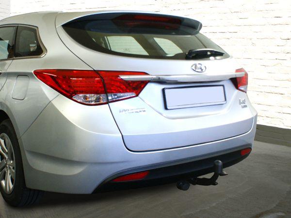 Anhängerkupplung für Hyundai-I40 - 2011- Kombi Ausf.:  horizontal