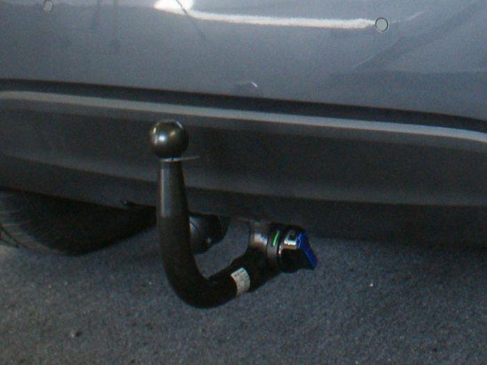 Anhängerkupplung Hyundai-IX20 - 2010-,