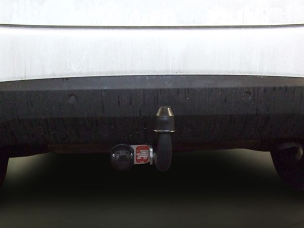 Anhängerkupplung für Hyundai-IX35 - 2010-2015 Geländewagen Ausf.:  feststehend