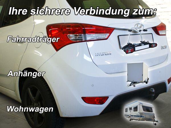 Anhängerkupplung Hyundai-IX20 - 2010-
