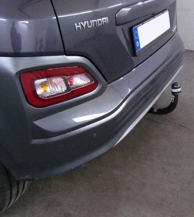 Anhängerkupplung für Hyundai-Kona Elektro, nur für Heckträgerbetrieb, Baujahr 2018-