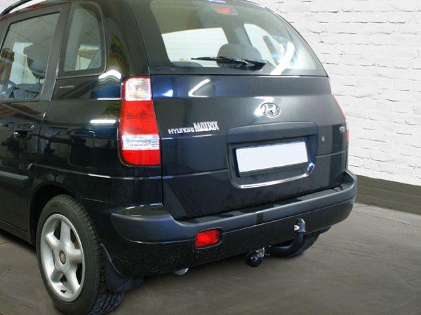 Anhängerkupplung für Hyundai-Matrix - 2009-