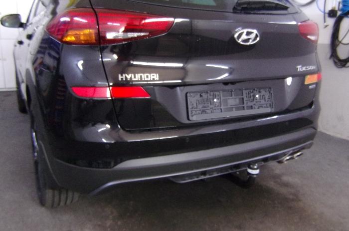 Anhängerkupplung für Hyundai-Tucson - 2018-2020