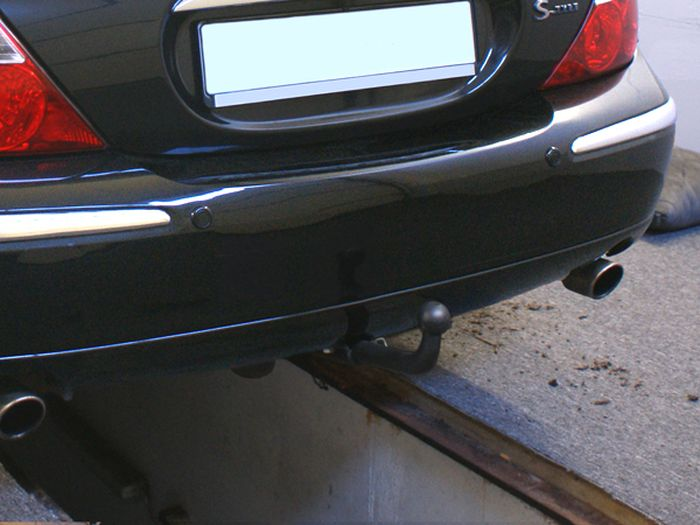 Anhängerkupplung für Jaguar-S- Type - 1999-2003 Ausf.:  feststehend