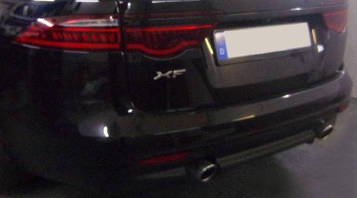 Anhängerkupplung Jaguar-XF Kombi Sportbrake X260, Baujahr 2017-