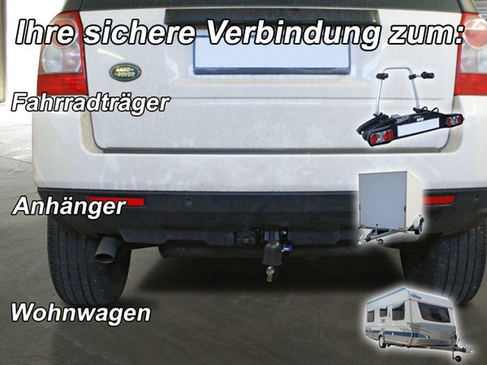 Anhängerkupplung für Landrover-Freelander - 2007-2010 Ausf.:  vertikal