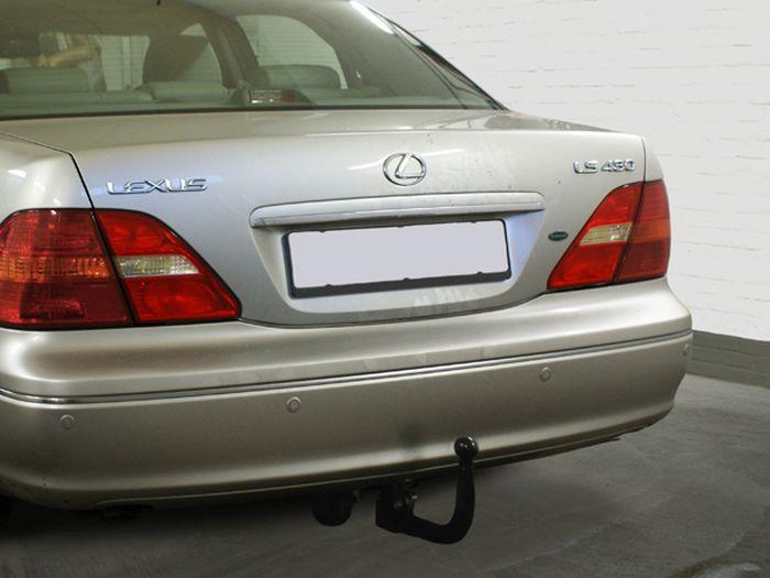 Anhängerkupplung für Lexus-LS - 2000- 430 Ausf.:  vertikal