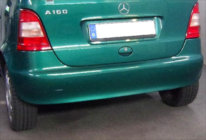 Anhängerkupplung Mercedes-A-Klasse W168, Baujahr 1997-2004