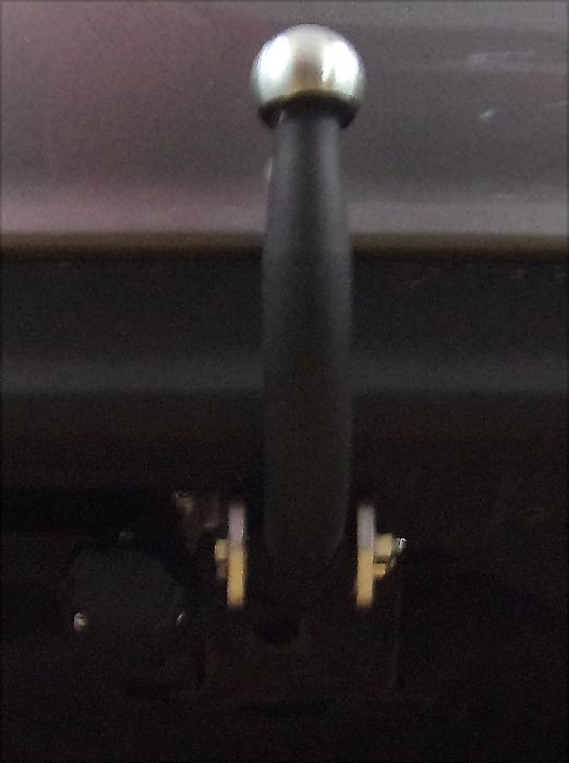 Anhängerkupplung Mercedes A-Klasse W169, Baureihe 2004-  feststehend