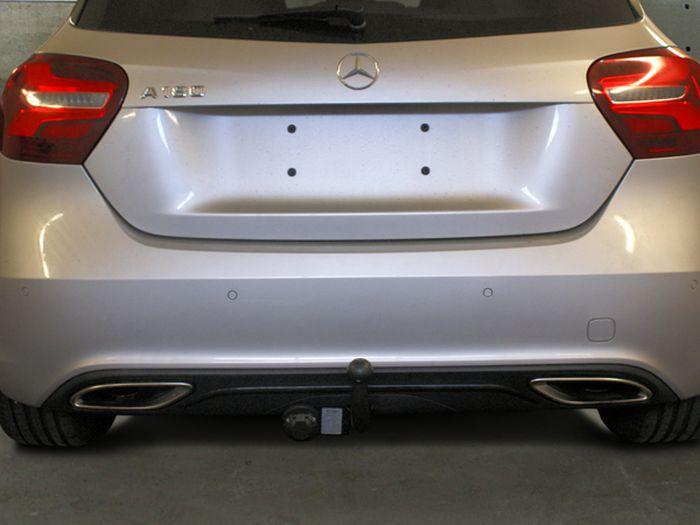 Anhängerkupplung Mercedes-A-Klasse W176, Baujahr 2012-2015