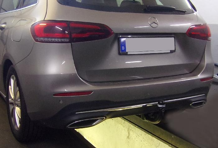 Anhängerkupplung für Mercedes-B-Klasse W247, Baujahr 2019-