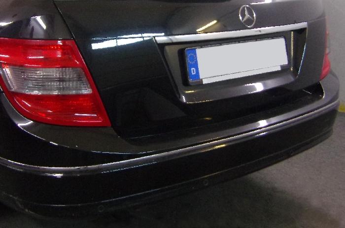Anhängerkupplung Mercedes-C-Klasse Coupe C204, Baujahr 2011-