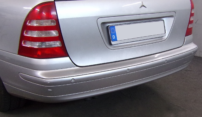 Anhängerkupplung Mercedes-C-Klasse Kombi W203, Baujahr 2001-2005 Ausf.:  feststehend