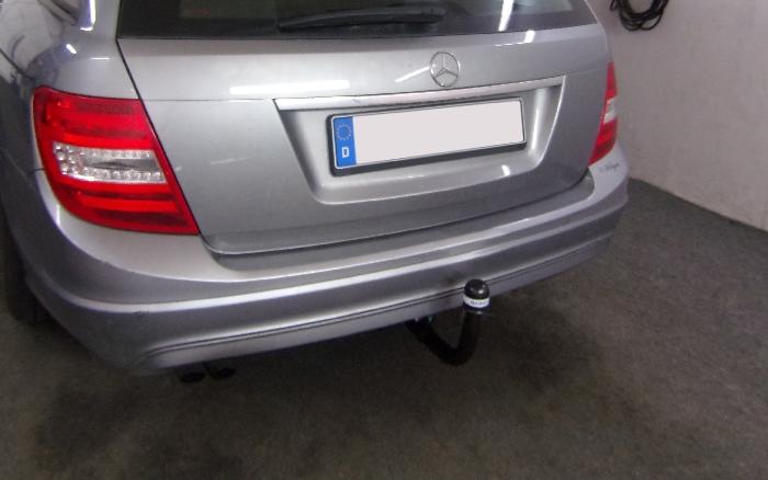 Anhängerkupplung Mercedes-C-Klasse Kombi W204, Baujahr 2011-2014