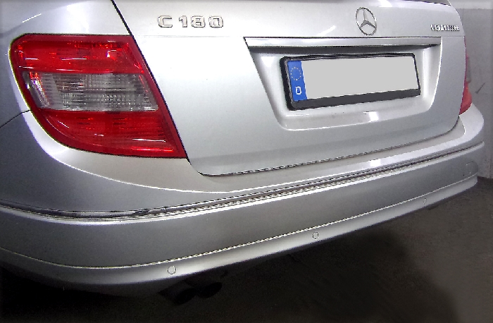 Anhängerkupplung Mercedes-C-Klasse Kombi W204, Baujahr 2007-2011 Ausf.:  feststehend