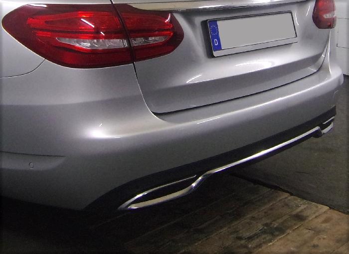 Anhängerkupplung Mercedes-C-Klasse Kombi W205, Baujahr 2014-2018
